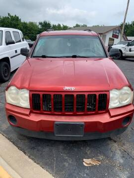2005 Jeep Grand Cherokee for sale at E-Z Pay Used Cars in McAlester OK