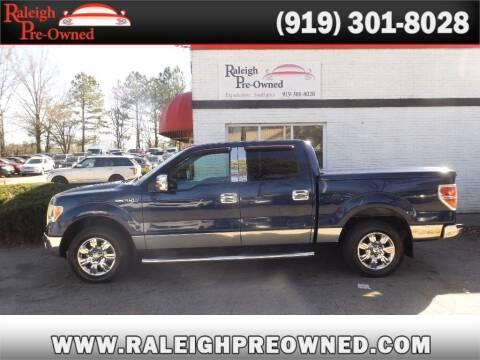 2011 Ford F-150 for sale at Raleigh Pre-Owned in Raleigh NC