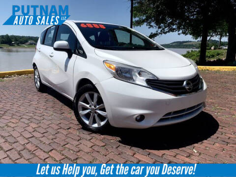 2014 Nissan Versa Note for sale at PUTNAM AUTO SALES INC in Marietta OH