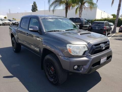 2013 Toyota Tacoma for sale at Auto Facil Club in Orange CA