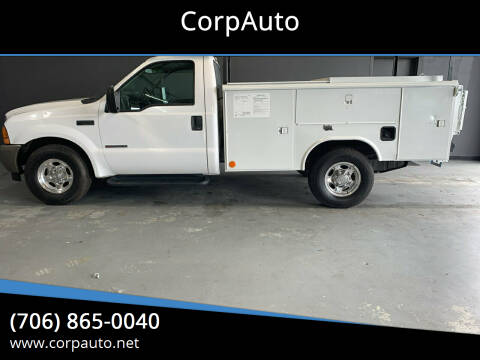 2000 Ford F-350 Super Duty for sale at CorpAuto in Cleveland GA