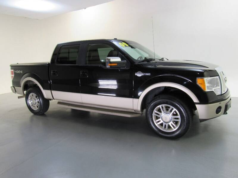 2009 Ford F-150 for sale at Salinausedcars.com in Salina KS