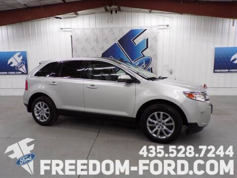 2012 Ford Edge for sale at Freedom Ford Inc in Gunnison UT