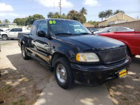 2000 Ford F-150 for sale at L & M MOTORS in Santa Maria CA