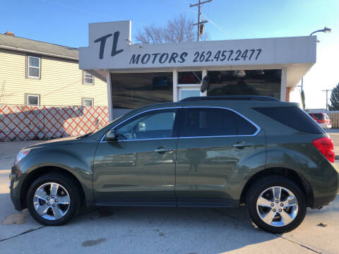 2015 Chevrolet Equinox for sale at TL Motors LLC in Hartford WI