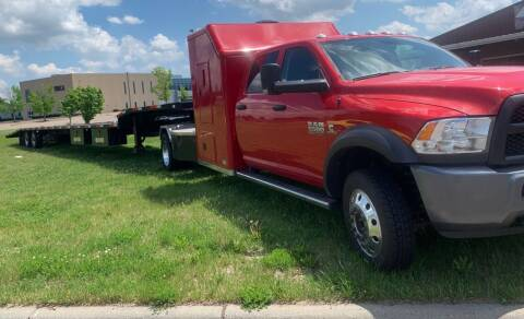2019 RAM Ram Chassis 5500 for sale at MATTHEWS AUTO SALES in Elk River MN