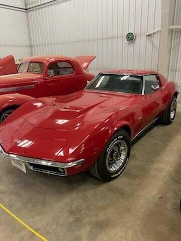 1969 Chevrolet Corvette for sale at Pro Auto Sales and Service in Ortonville MN