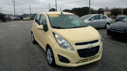 2013 Chevrolet Spark for sale at Kelly & Kelly Supermarket of Cars in Fayetteville NC