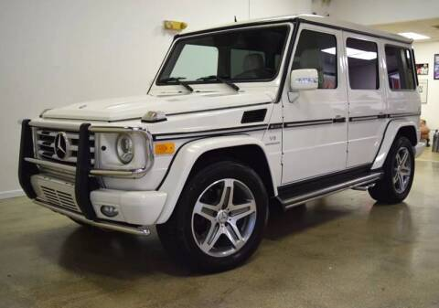 2011 Mercedes-Benz G-Class for sale at Thoroughbred Motors in Wellington FL