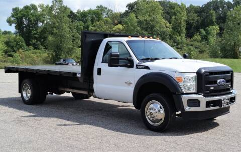 2014 Ford F-550 for sale at KA Commercial Trucks, LLC in Dassel MN