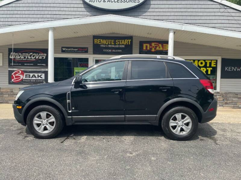 2008 Saturn Vue for sale at Stans Auto Sales in Wayland MI