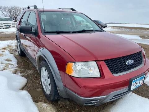 2006 Ford Freestyle for sale at RDJ Auto Sales in Kerkhoven MN