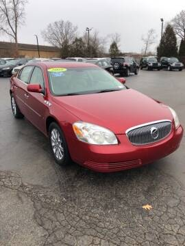 2009 Buick Lucerne for sale at Newcombs Auto Sales in Auburn Hills MI