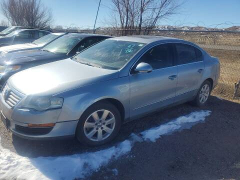 2006 Volkswagen Passat for sale at PYRAMID MOTORS - Fountain Lot in Fountain CO