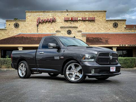 2014 RAM Ram Pickup 1500 for sale at Jerrys Auto Sales in San Benito TX