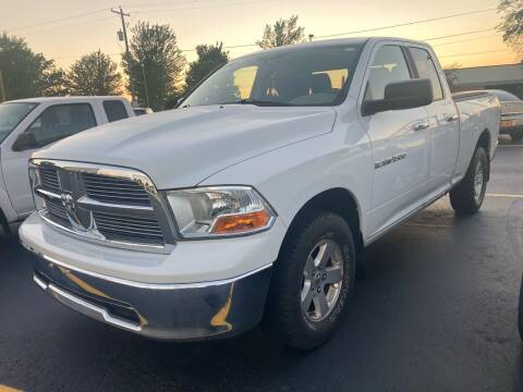 2011 RAM Ram Pickup 1500 for sale at RABIDEAU'S AUTO MART in Green Bay WI