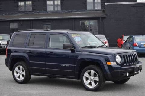 2012 Jeep Patriot for sale at Broadway Motor Car Inc. in Rensselaer NY