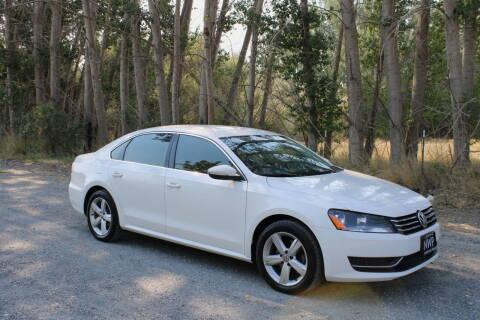 2012 Volkswagen Passat for sale at Northwest Premier Auto Sales in West Richland WA