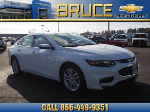 2018 Chevrolet Malibu for sale at Medium Duty Trucks at Bruce Chevrolet in Hillsboro OR