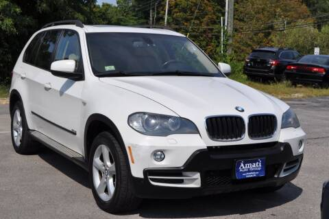2008 BMW X5 for sale at Amati Auto Group in Hooksett NH