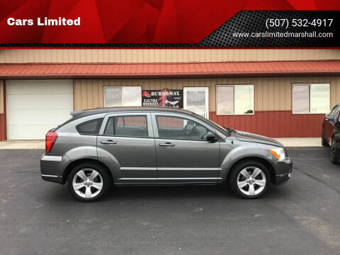 2011 Dodge Caliber for sale at Cars Limited in Marshall MN