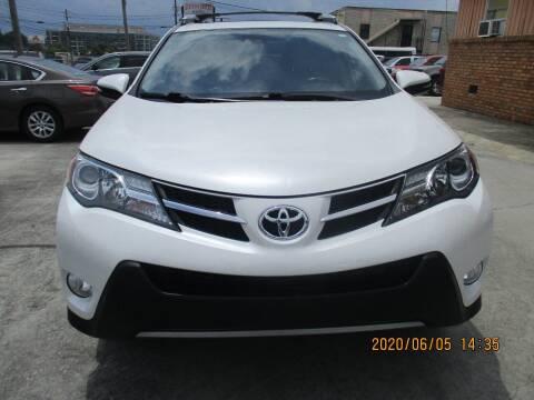 2015 Toyota RAV4 for sale at Atlantic Motors in Chamblee GA