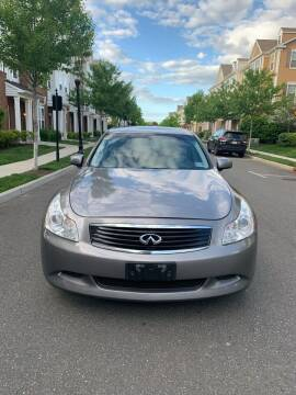 2008 Infiniti G35 for sale at Pak1 Trading LLC in South Hackensack NJ