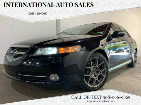 2007 Acura TL for sale at International Auto Sales in Hasbrouck Heights NJ