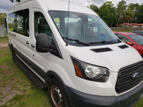 2016 Ford Transit Passenger for sale at Easy Street Auto Brokers in Lake City FL