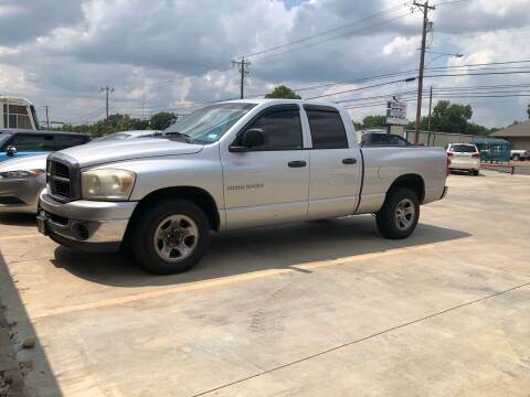 2007 Dodge Ram Pickup 1500 for sale at Texas Auto Broker in Killeen TX