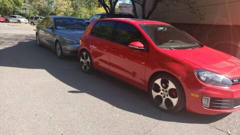 2012 Volkswagen GTI for sale at Fleet Automotive LLC in Maplewood MN
