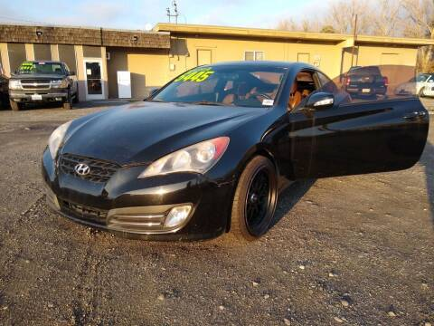 2010 Hyundai Genesis Coupe for sale at Horne's Auto Sales in Richland WA
