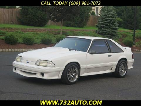 1992 Ford Mustang for sale at Absolute Auto Solutions in Hamilton NJ