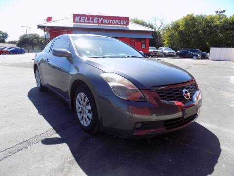 2008 Nissan Altima for sale at Kelley Autoplex in San Antonio TX