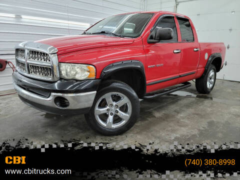 2003 Dodge Ram Pickup 1500 for sale at CBI in Logan OH