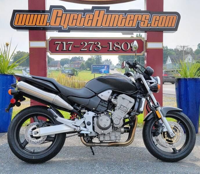 2002 Honda CB900F/919 for sale at Haldeman Auto in Lebanon PA