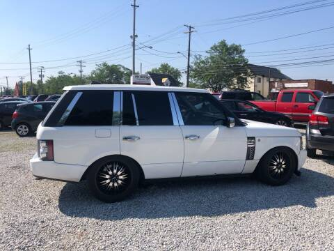 2006 Land Rover Range Rover for sale at DM Motors Inc in Maple Heights OH