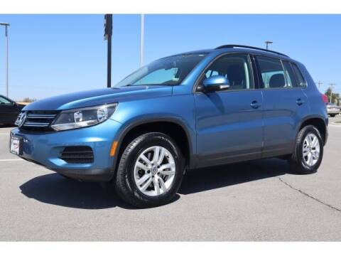 2017 Volkswagen Tiguan for sale at Napleton Autowerks in Springfield MO