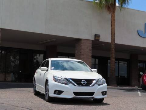 2017 Nissan Altima for sale at Jay Auto Sales in Tucson AZ