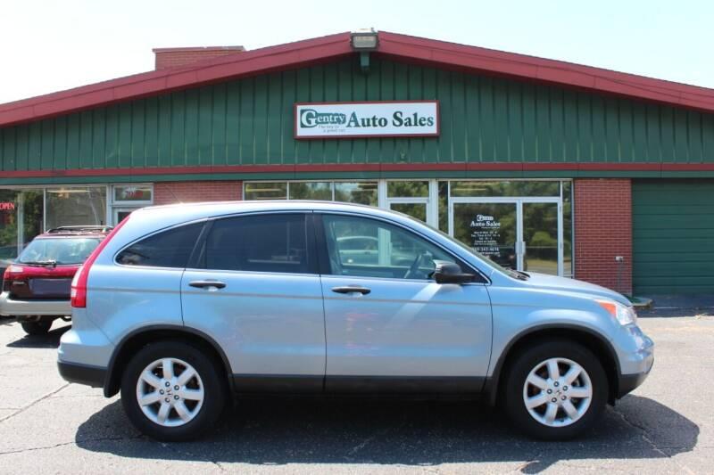 2011 Honda CR-V for sale at Gentry Auto Sales in Portage MI