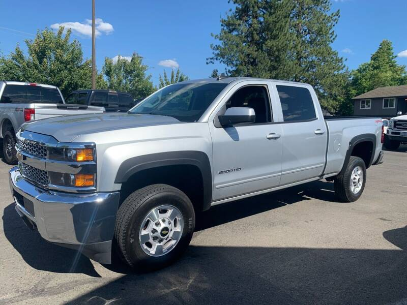 2019 Chevrolet Silverado 2500HD for sale at South Commercial Auto Sales in Salem OR