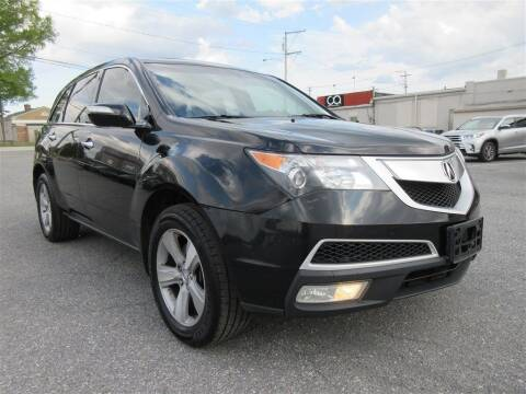 2010 Acura MDX for sale at Cam Automotive LLC in Lancaster PA