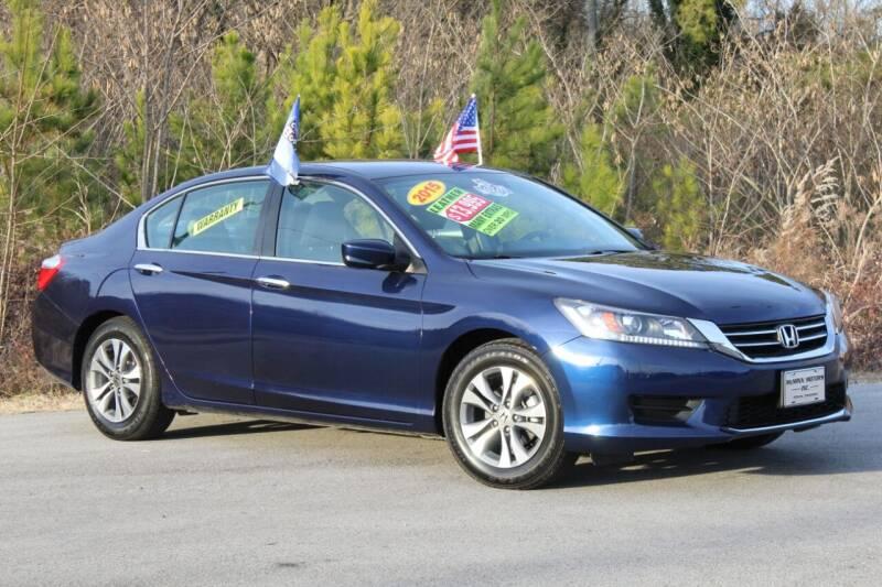 2015 Honda Accord for sale at McMinn Motors Inc in Athens TN