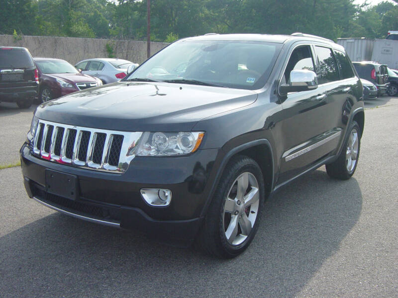 2013 Jeep Grand Cherokee for sale at North South Motorcars in Seabrook NH
