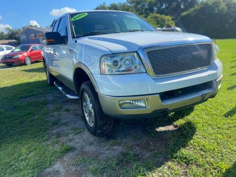 2005 Ford F-150 for sale at Unique Motor Sport Sales in Kissimmee FL