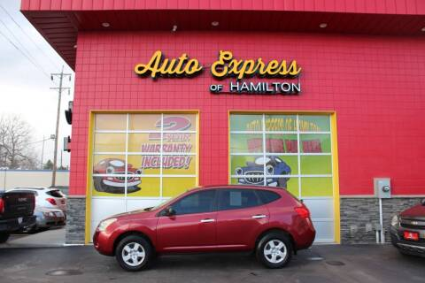 2010 Nissan Rogue for sale at AUTO EXPRESS OF HAMILTON LLC in Hamilton OH