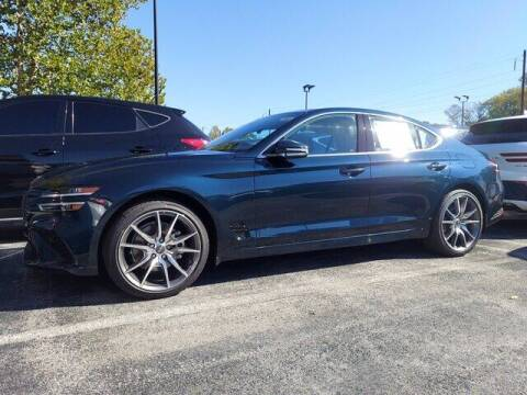 2022 Genesis G70 for sale at Colonial Hyundai in Downingtown PA
