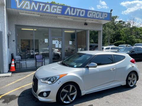 2013 Hyundai Veloster for sale at Vantage Auto Group in Brick NJ