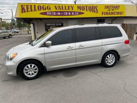 2009 Honda Odyssey for sale at Kellogg Valley Motors in Gravel Ridge AR