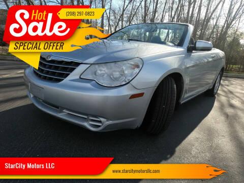 2008 Chrysler Sebring for sale at StarCity Motors LLC in Garden City ID